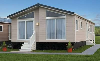 Chalets - Mike Brown Caravans