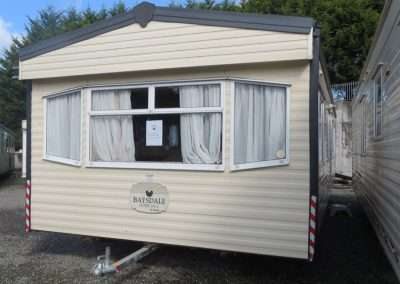 Mobile Home | Cosalt Baysdale 36x12 - Outside View