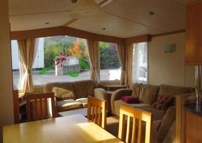 Mobile Home | Swift Moselle 37x12 - Living room