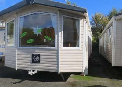 Mobile Home | Swift Moselle 37x12 - Outside View