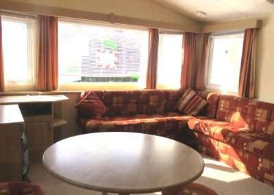 Mobile Home | Willerby Vacation 33x12 - Living area