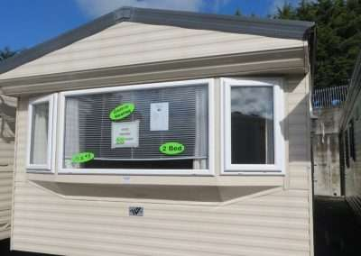 Mobile Home | Willerby Vacation 33x12 - Outside View