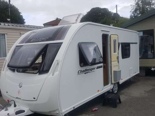Swift challenger Sports 2012 5 Berth