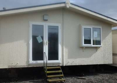 35×20 Double Unit Chalet with 3 bedrooms