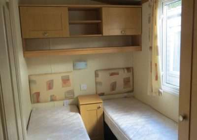 Mobile Home | Swift Moselle 37x12 - Twin Bedroom