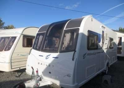 Bailey Pegasus Verona 2016 Model 4 Berth